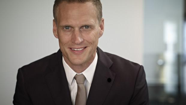 Mike Wolf (40) wurde als Geschäftsführer für die Funktionen Vertrieb, Marketing und Finanzen berufen.