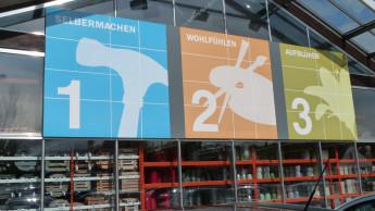 Bauhaus Ahrweiler setzt zum Endspurt an