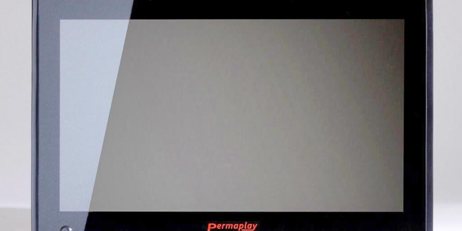 Permaplay Bildschirm