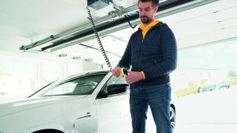 Neue smarte Antriebe von Schellenberg: Für mehr Komfort rund um die Garage