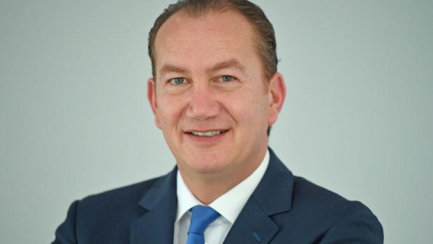 Mit der Übernahme von Euretco kam Steve Evers 2017 in den EK-Vorstand.