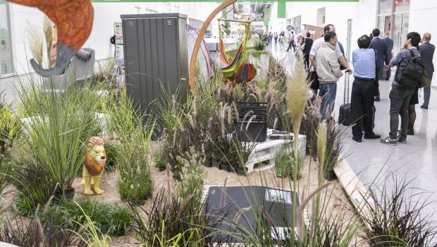 Auf der Spoga+Gafa Anfang September in Köln trifft sich die internationale Garten- und Freizeitbranche.