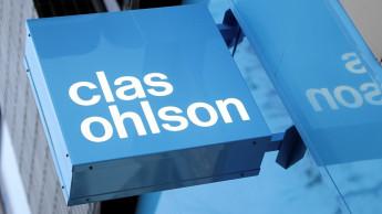 Clas Ohlson: Gesamtumsatz minus 9 Prozent, online plus 59 Prozent