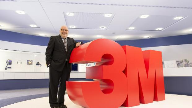 Reza Vaziri, Vorsitzender der Geschäftsführung der 3M Deutschland GmbH