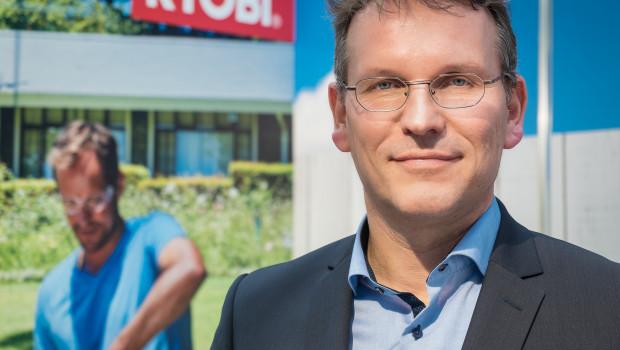 Mit Stefan Rosenfeld hat TTI einen ausgewiesenen Kenner des DIY-Marktes ins Boot geholt.