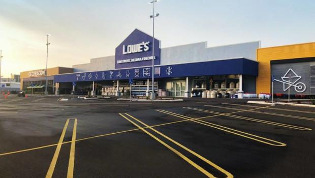 Die letzte Eröffnung von Lowe's in Mexiko fand erst vor knapp einem Jahr, im Juli 2018, in Aguascalientes statt.