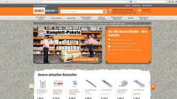 Obi liefert jetzt Baustoffe auch per Online-Bestellung