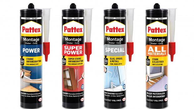 Pattex, Montagekleber
