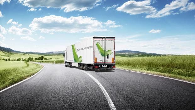 Mit der Logistiktochter Fresh Logistics System hat Landgard die klimaneutrale Auslieferung von Blumen und Pflanzen getestet.