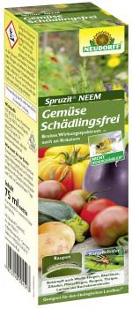 Neudorff, Pflanzenschutzmittel, GemüseSchädlingsfrei