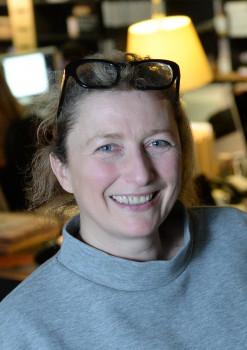 Die aus Schottland stammende Designerin Janice Kirkpatrick kuratiert die Partnerland-Präsentation Großbritanniens auf der Ambiente 2017 in Frankfurt.