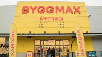 """""""Das beste Quartal der Unternehmensgeschichte"""" für Byggmax"""