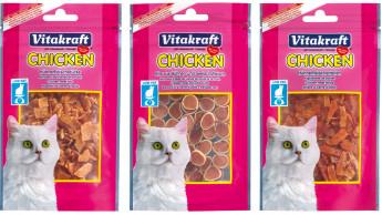 Vitakraft-Kauspaß für alle Katzen
