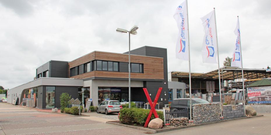 Eurobaustoff, Bauzentrum Christiansen, Niebüll