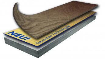 Selitbloc schützt Vinylböden