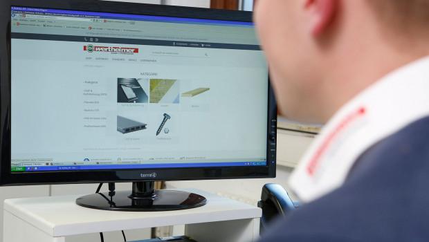 Auf www.wertheimer.de ist der erste B2B-Webshop der Hagebau online gegangen.