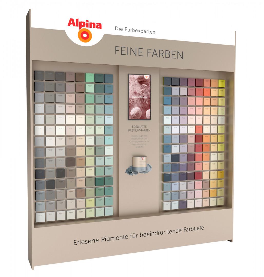 Alpina Feine Farben Im Tinting Segm Diy Online