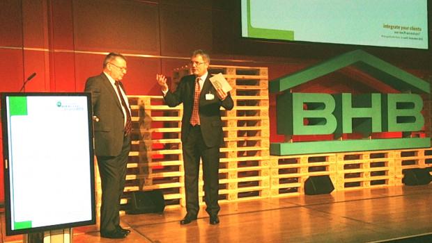 BHB-Präsident Erich Huwer und Geschäftsführer Dr. Peter Wüst haben den Kongress eröffnet.