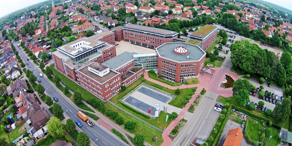 Hagebau-Zentrale, Soltau