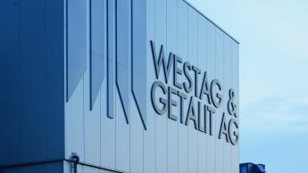 Westag & Getalit: Leichter Anstieg der Umsatzerlöse