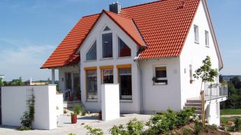 Baufertigstellungen von Einfamilienhäusern steigen um 4,1 Prozent