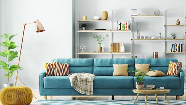 Das diy Fachmagazin befasst sich in seiner März-Ausgabe schwerpunktmäßig mit Wohn- und Einrichtungstrends (Foto: Vadim Andrushchenko, Fotolia).
