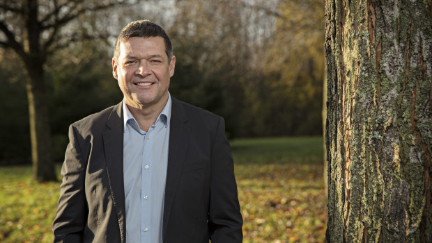 David Briggs ist CEO der Velux-Gruppe.