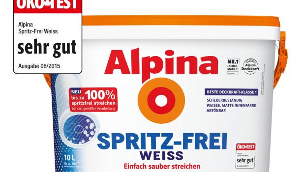 Alpina, Spritz-Frei weiss