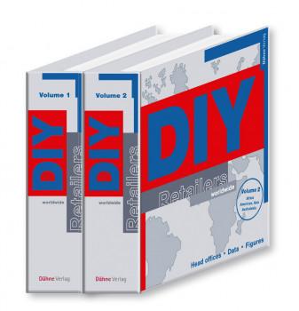 Dähne Verlag, DIY Retailers worldwide
