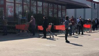 Geschäfte dürfen in Nordrhein-Westfalen ausnahmsweise sonntags öffnen