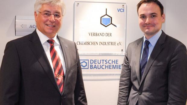 Deutsche Bauchemie künftig in Brüssel präsent.