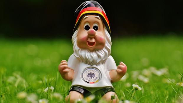 Wenn die Deutschen spielen, kaufen die Deutschen weniger im Netz. Foto: Pixabay
