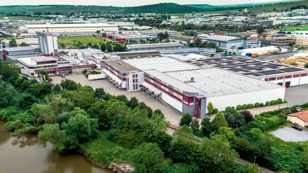 Top-Familienunternehmen: Hauptsitz von Meffert in Bad Kreuznach.