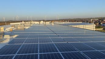 Selit setzt auf Solarenergie
