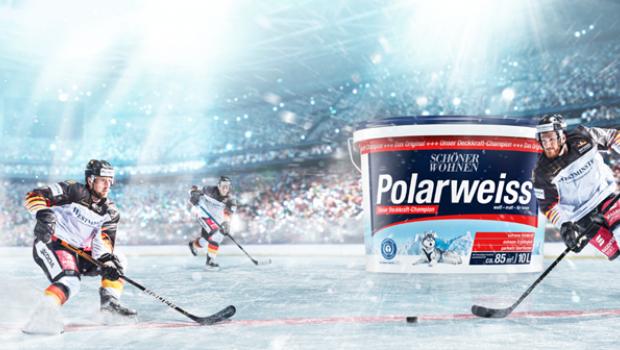 Die Marke ist auf vielfache Weise bei der Eishockey-Weltmeisterschaft im kommenden Jahr präsent.