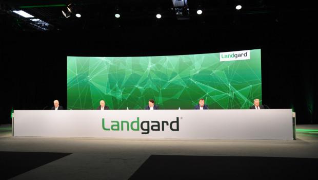 Die Vertreterversammlung der Landgard fand digital statt.