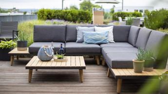 Sagaflor stellt erstmals eine Gartenmöbel-Eigenmarke vor