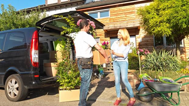 Pflanzen von Dehner gibt's jetzt auch per Paket: Der Gartencenterbetreiber erweitert seinen Online-Shop um lebendes Grün.