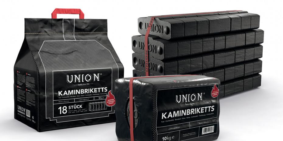 Rheinbraun, Union, Kaminbriketts