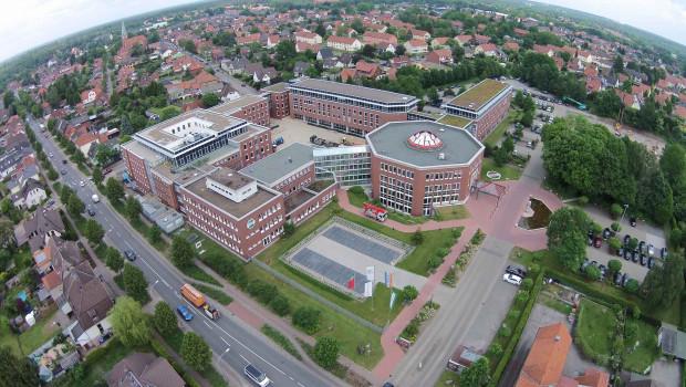 Die Hagebau-Zentrale in Soltau hat ihren Halbjahresumsatz um 5,3 Prozent gesteigert.