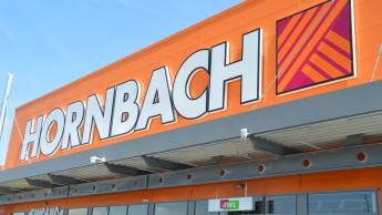 Fast neun Prozent Plus für die Hornbach-Märkte