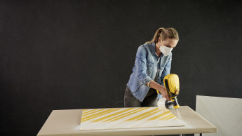 Eva Brenner stellt DIY-Projekt vor