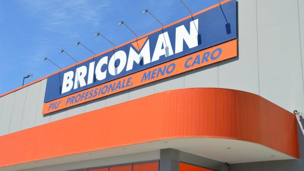 Die auf Profis ausgerichtete Bricoman-Kette - hier ein Standort in Rom - ist eine der Vertriebslinien der Groupe Adeo.