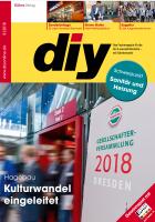 diy Ausgabe 8/2018