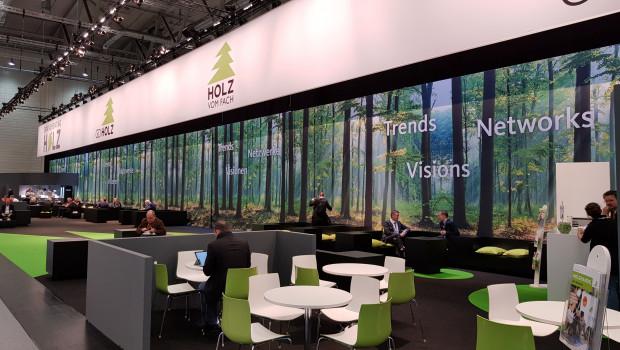 Zum Branchentag Holz in Köln erwartet der GD Holz rund 2.500 Besucher an zwei Tagen.