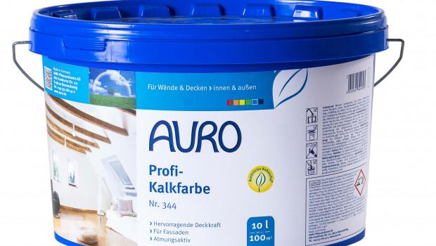 Auro, Profi-Kalkfarbe