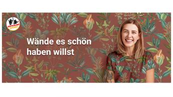 """Branchen-Kampagne """"Deutschland tapeziert"""" gestartet"""