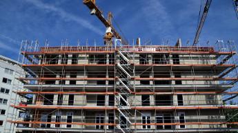 So viele Wohnungen gebaut wie seit zwei Jahrzehnten nicht