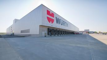 Würth-Gruppe steigert Umsatz im 1. Halbjahr 2019