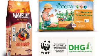 WWF kooperiert für zwei Produktlinien mit DHG